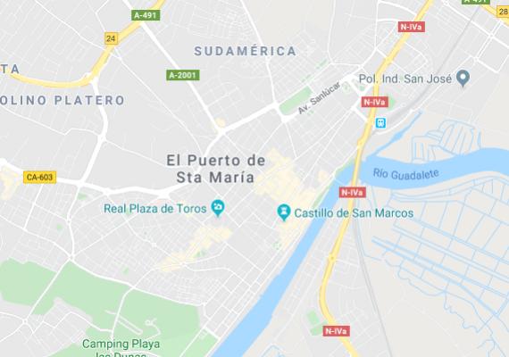 Compra de nuevo terreno en el Puerto de Santa María