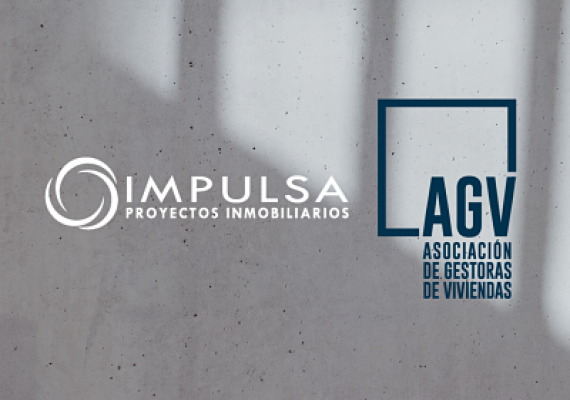 Impulsa Proyectos y AGV (Asociación de Gestoras de Viviendas)