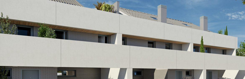 Conoce la nueva promoción de 45 viviendas en Rivas, Auditorium Residencial